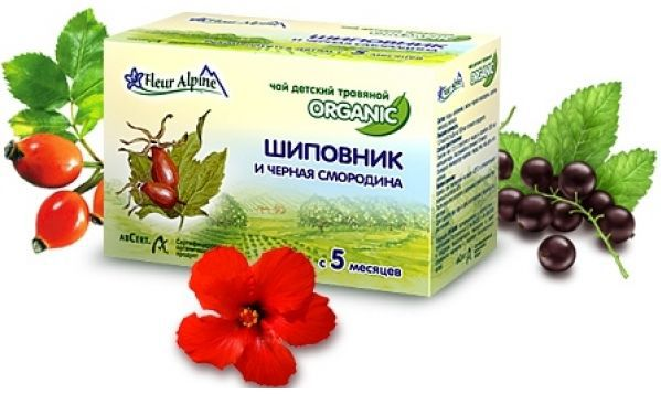 Чай шиповника от простуды